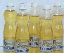 Energizer bottles