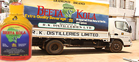 Beeta Kola Advert